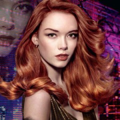 redken heads up salon chromatics redhead