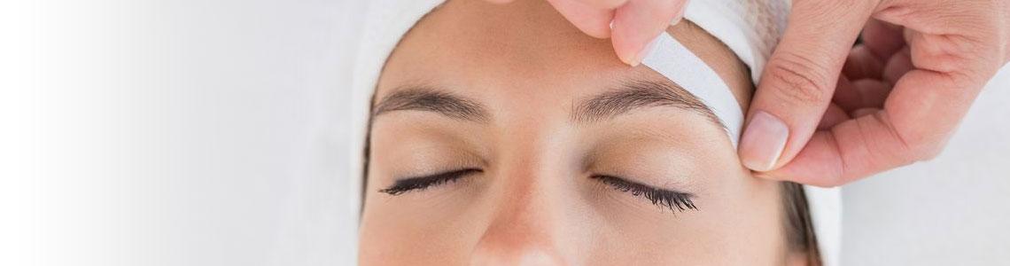 facial waxing salon